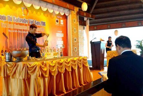 Top 20 thi sinh loat vao chung ket 'Cuoc thi Bartender Viet Nam 2016' - Anh 3