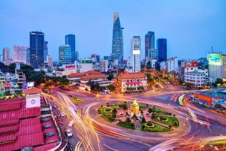 WB ho tro Thanh pho Ho Chi Minh phat trien he thong dien tu nang luong mat troi - Anh 1
