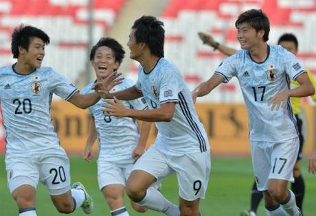 Nhat Ban la doi thu nang ky cua Viet Nam tai ban ket giai U19 chau A - Anh 1