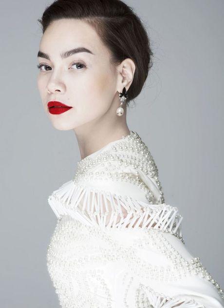 Vietnam Designer Fashion Week ruc rich tuyen mau cho mua 3 - Anh 2