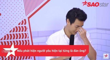 Clip: Rocker Nguyen phan ung ra sao neu duoc ngo y tinh mot dem? - Anh 4