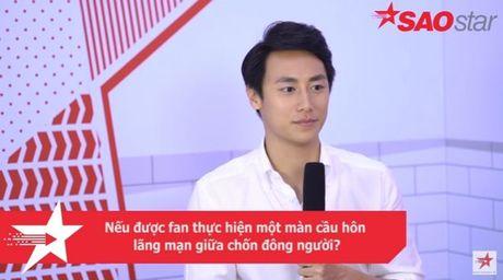 Clip: Rocker Nguyen phan ung ra sao neu duoc ngo y tinh mot dem? - Anh 5