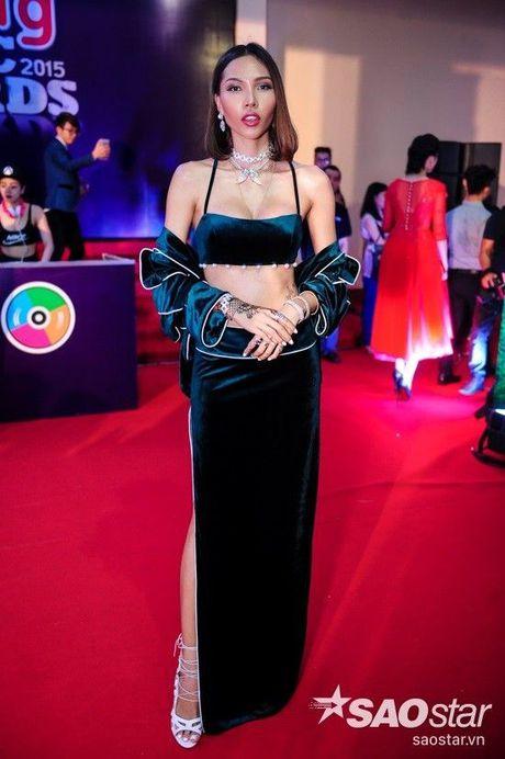 Mai Ngo - Toc Tien - Minh Trieu: Ai moi la Rihanna phien ban Viet? - Anh 4