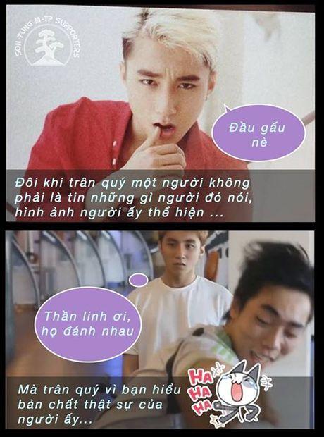 Son Tung M-TP: Nhan vat co so phan 'bi che' anh hai huoc chi sau Ha Ho - Anh 15