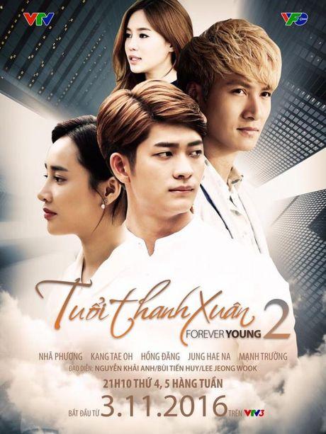 Trailer 'Tuoi thanh xuan 2' - Sau bao song gio, Linh va Junsu lai ve ben nhau? - Anh 16