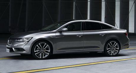 Renault Talisman co gia 1,499 ti dong tai Viet Nam - Anh 1