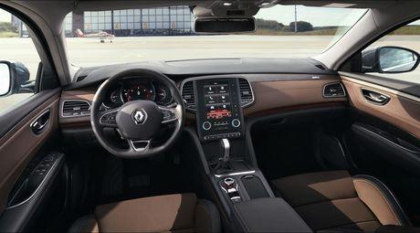 Renault Talisman co gia 1,499 ti dong tai Viet Nam - Anh 2