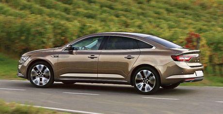 Renault Talisman co gia 1,499 ti dong tai Viet Nam - Anh 4