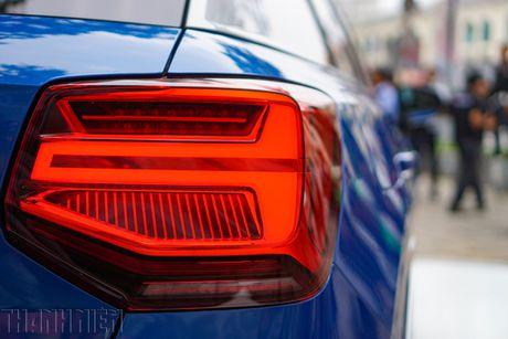 Audi Q2, SUV do thi cho gioi tre chinh thuc ve Viet Nam - Anh 10
