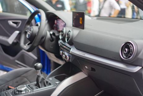 Audi Q2, SUV do thi cho gioi tre chinh thuc ve Viet Nam - Anh 13