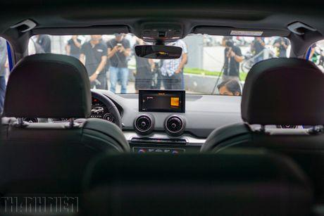 Audi Q2, SUV do thi cho gioi tre chinh thuc ve Viet Nam - Anh 15