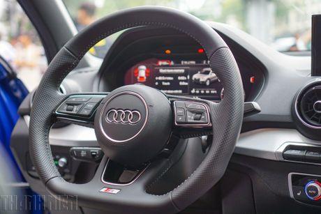 Audi Q2, SUV do thi cho gioi tre chinh thuc ve Viet Nam - Anh 16