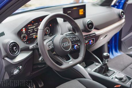 Audi Q2, SUV do thi cho gioi tre chinh thuc ve Viet Nam - Anh 2