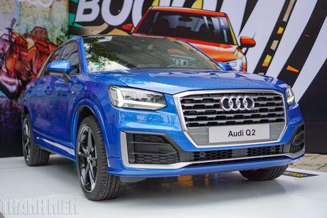 Audi Q2, SUV do thi cho gioi tre chinh thuc ve Viet Nam - Anh 4