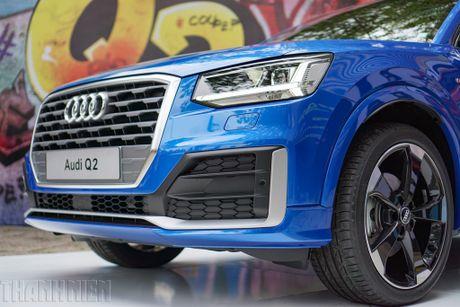 Audi Q2, SUV do thi cho gioi tre chinh thuc ve Viet Nam - Anh 5
