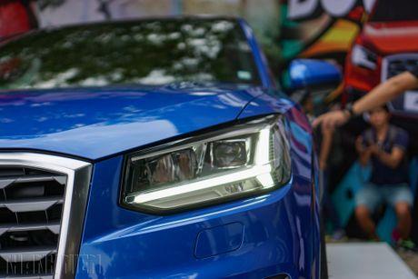 Audi Q2, SUV do thi cho gioi tre chinh thuc ve Viet Nam - Anh 6