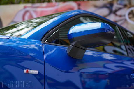 Audi Q2, SUV do thi cho gioi tre chinh thuc ve Viet Nam - Anh 7