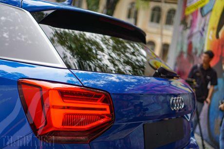 Audi Q2, SUV do thi cho gioi tre chinh thuc ve Viet Nam - Anh 9