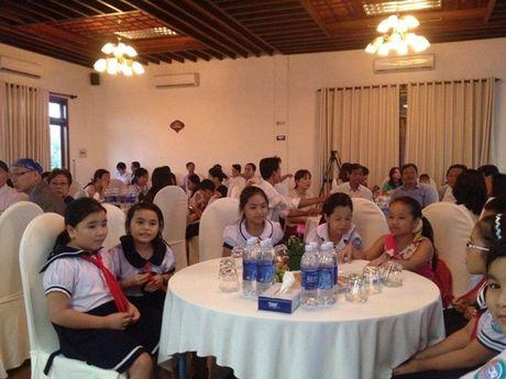 Quang Nam: Khai giang lop hoc tieng Nhat mien phi 10 nam cho hoc sinh Hoi An - Anh 1