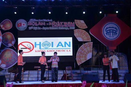 Quang Nam: Khai giang lop hoc tieng Nhat mien phi 10 nam cho hoc sinh Hoi An - Anh 3