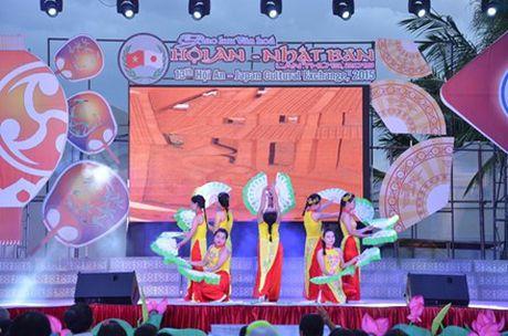 Quang Nam: Khai giang lop hoc tieng Nhat mien phi 10 nam cho hoc sinh Hoi An - Anh 4