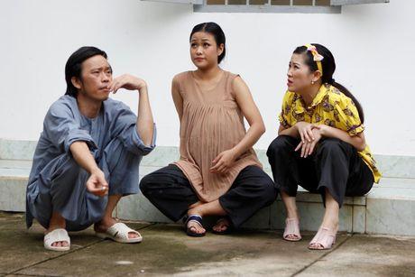 Hoai Linh va Kieu Linh 'tan gia bai san' vi me de - Anh 4