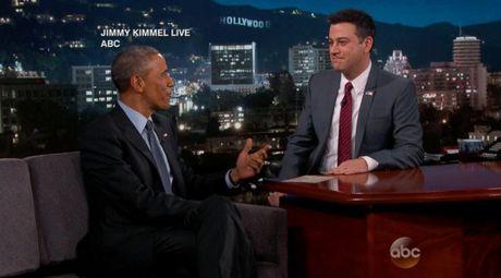 Tong thong Obama noi ong buon cuoi khi xem ong Trump tranh luan - Anh 1