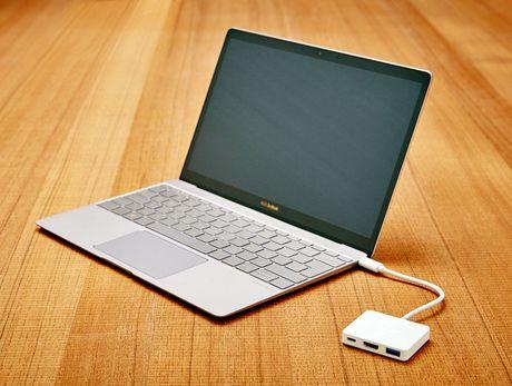 Laptop ASUS ZenBook 3 len ke voi gia gan 40 trieu dong - Anh 1