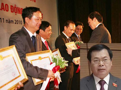 Cuu Bo truong Vu Huy Hoang co nhieu vi pham - Anh 2