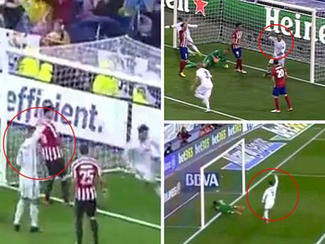 Ronaldo bi nghi to dong doi ghi ban trong the viet vi - Anh 1