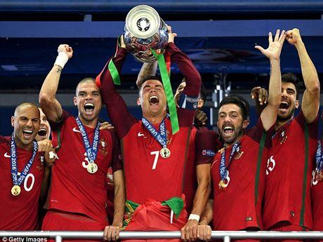 Ronaldo bi nghi to dong doi ghi ban trong the viet vi - Anh 6