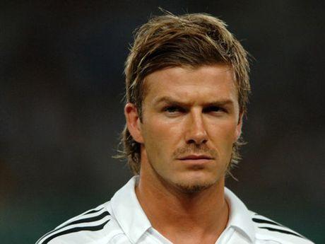 Beckham phu nhan lien he voi Real Madrid - Anh 1