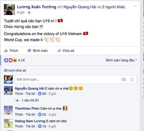 HLV Calisto va Cong Vinh tu hao ve U19 Viet Nam - Anh 3