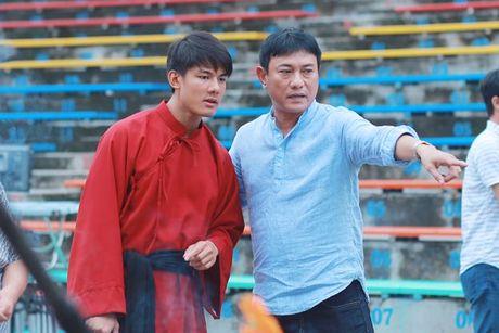 Diep Lam Anh hao hung khoe 'hau due Thanh Long' la 'chong' - Anh 9