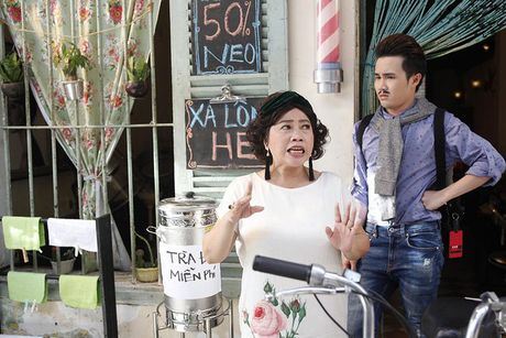 Khan gia thich than tuong cua Hoai Linh vao vai doi no - Anh 3