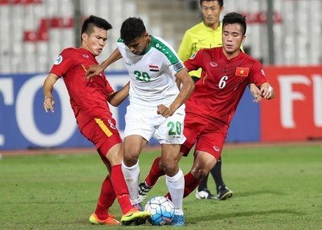 U19 Viet Nam du World Cup: Ai tao ra nhung 'nguoi khong phoi' - Anh 1