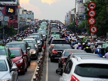 Hung Thinh muon lam ham chui nut giao Hoang Van Thu - Nguyen Van Troi 400 ty - Anh 1