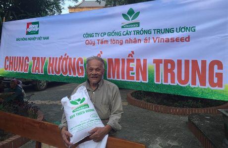 20 tan gao nghia tinh se chia voi ba con vung lu Ha Tinh - Anh 5