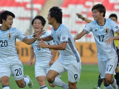 U19 Viet Nam dung 'ong ke' U19 Nhat Ban tai ban ket giai chau A - Anh 1