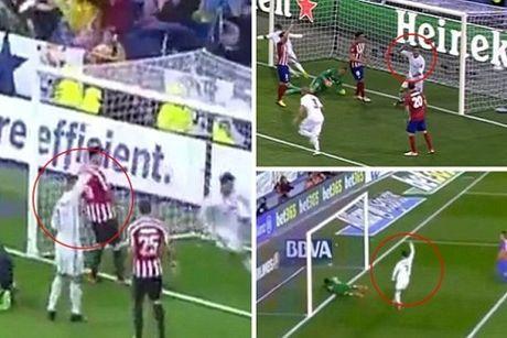 Cristiano Ronaldo khong phan doi ban thang cua Alvaro Morata - Anh 2