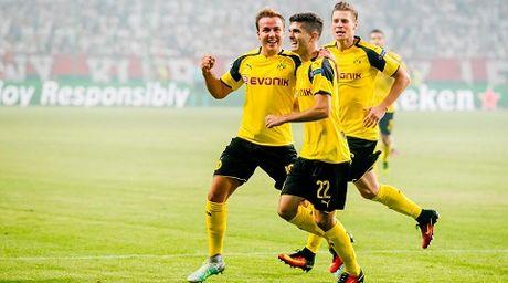 Christian Pulisic: Marco Reus moi cua Dortmund! - Anh 2