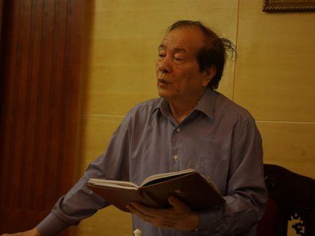 Lien hiep cac Hoi Van hoc nghe thuat Viet Nam de nghi chua thong qua Du thao Luat ve Hoi - Anh 1
