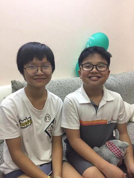 Cong Ly va ban gai vui ve ve chung vui trong ngay sinh nhat con trai Thao Van - Anh 6