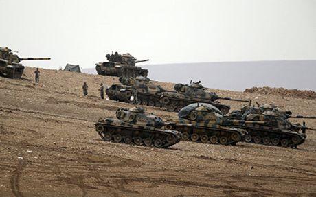 Gan 100 nguoi thiet mang sau 2 thang Tho Nhi Ky dua quan vao Syria - Anh 1
