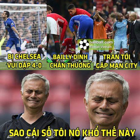 Biem hoa 24h: U19 Viet Nam 'giai cuu' Jose Mourinho - Anh 4