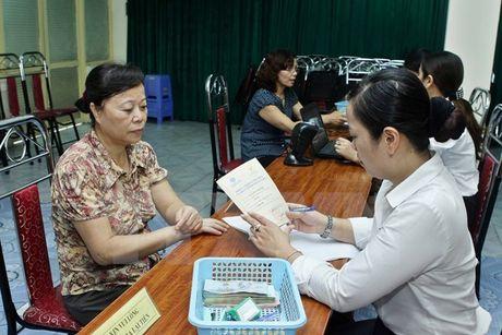 Bao hiem xa hoi Viet Nam: Tren 50% lao dong nghi huu truoc tuoi - Anh 1