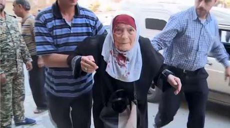 Clip: Phao kich rung chuyen Aleppo - Anh 1