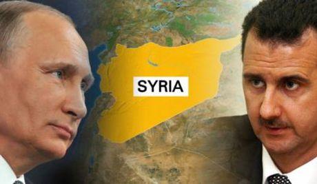 My lo Nga ban may bay o Syria: Nhan to bat ngo - Anh 2