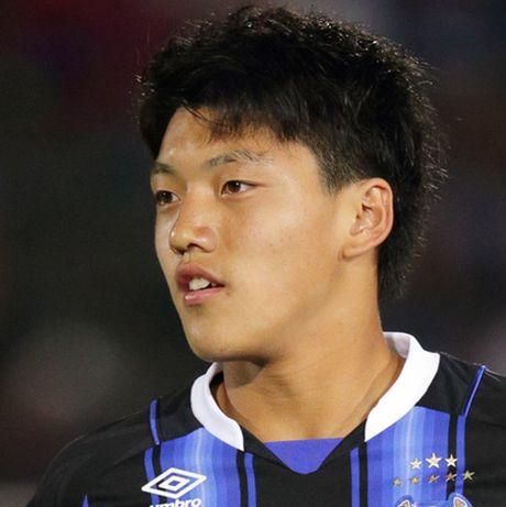 Mot tuyen thu U19 Nhat Ban bi nghi co goc gac Viet Nam - Anh 2