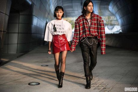 Hot girl Chau Bui 1m60 tu tin 'ap dao' dan mau 1m90 - Anh 8